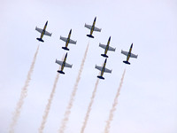Breitling Jet Team Zooming High!