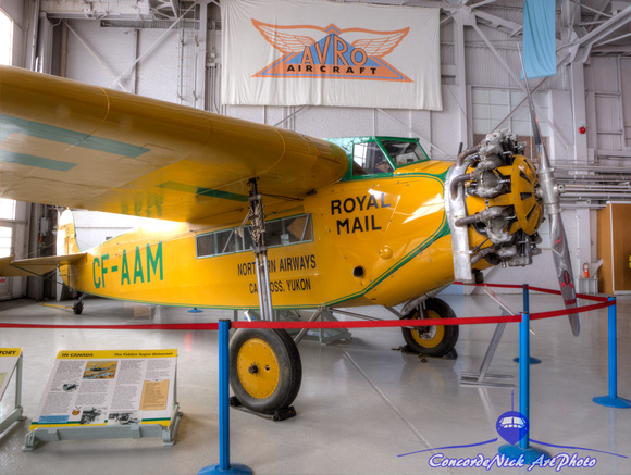 "Fokker, ""Super Universal"", Airplane, Museum, Aircraft, Aviation, Art, Artwork"