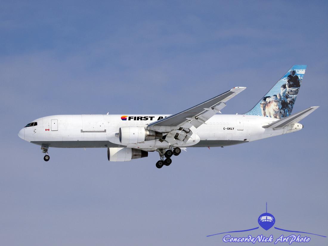 First Air Boeing B-767-200F