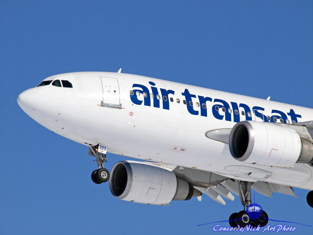 Air Transat Airbus A-310