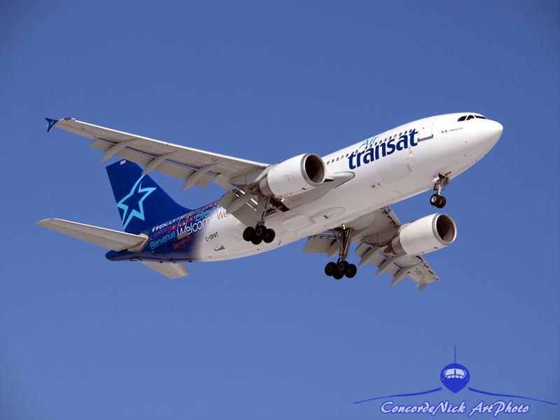 Air Transat Airbus A310