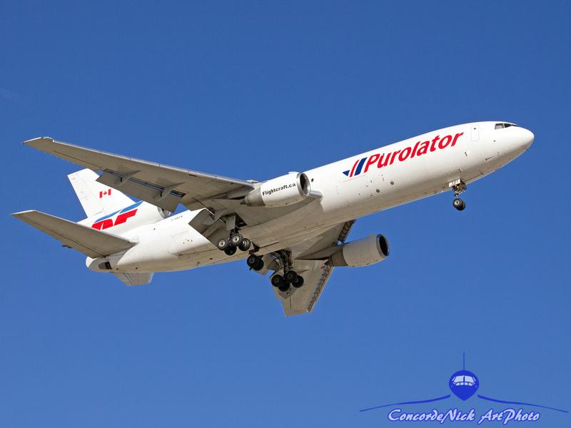 Kelowna Flightcraft / Purolator DC-10-30F