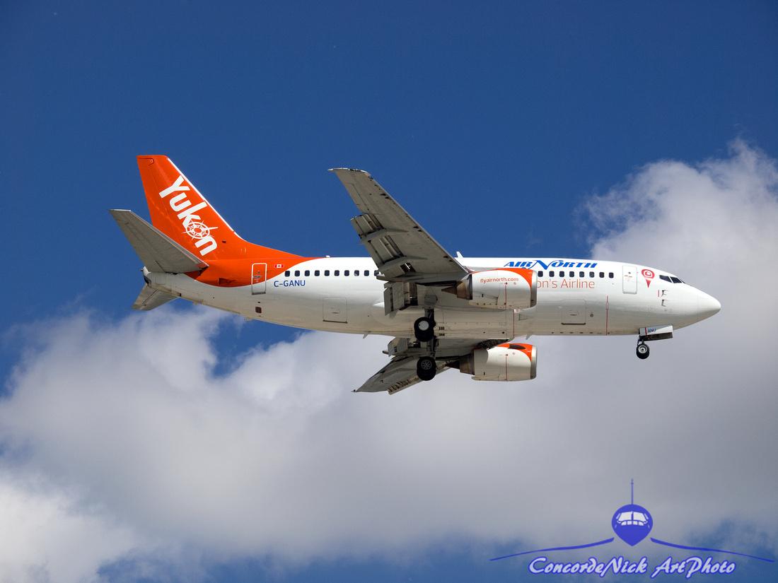 Air North Boeing B-737-500