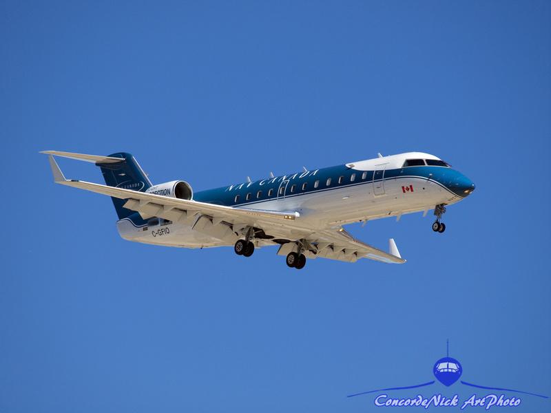 Nav Canada CRJ 200