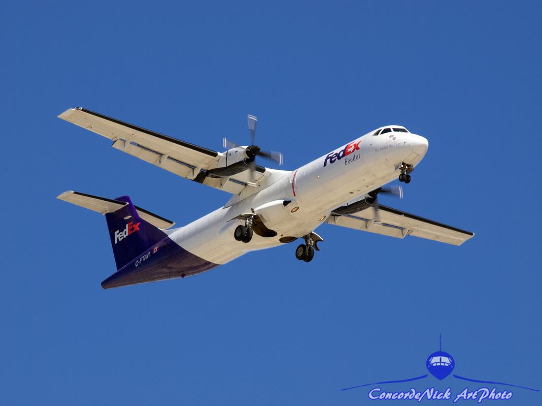 FedEx ATR-72