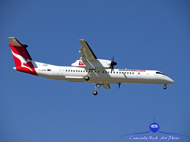 Qantas Link Bombardier Q400