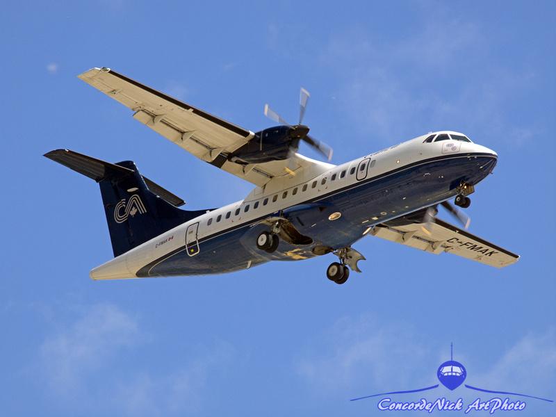 Calm Air ATR-42-300
