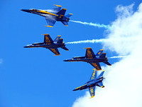 """Blue Angels"", F-18, Hornet, Airplane, Jet, Fighter, Aviation, Aircraft"