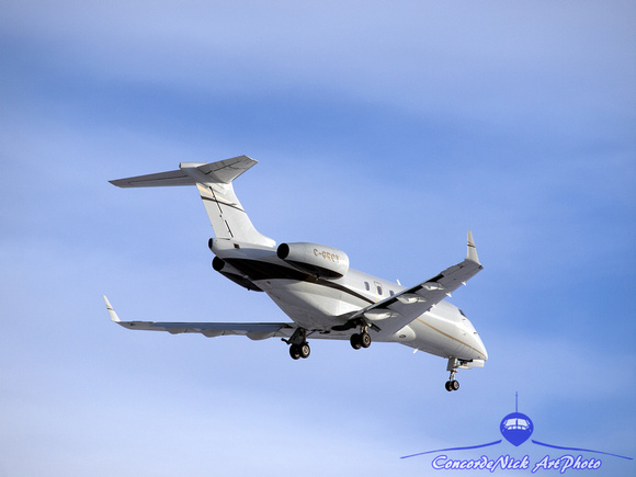 Challenger 300 C-GRCY